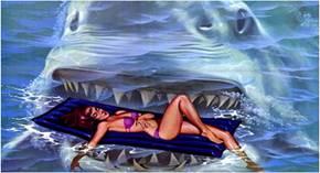 miedo tiburon