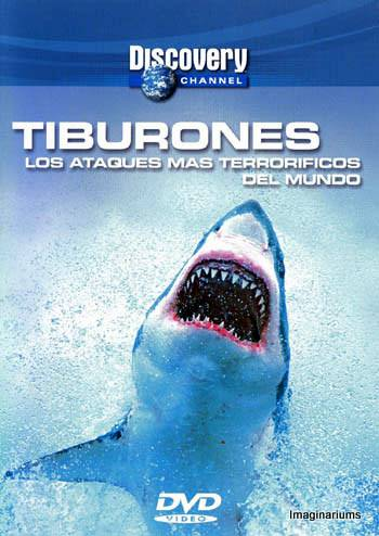 documental tiburon