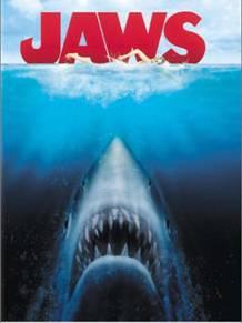 tiburones en el arte